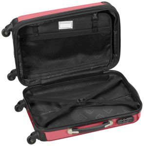 valise cabine rigide HAUPTSTADTKOFFER Alex