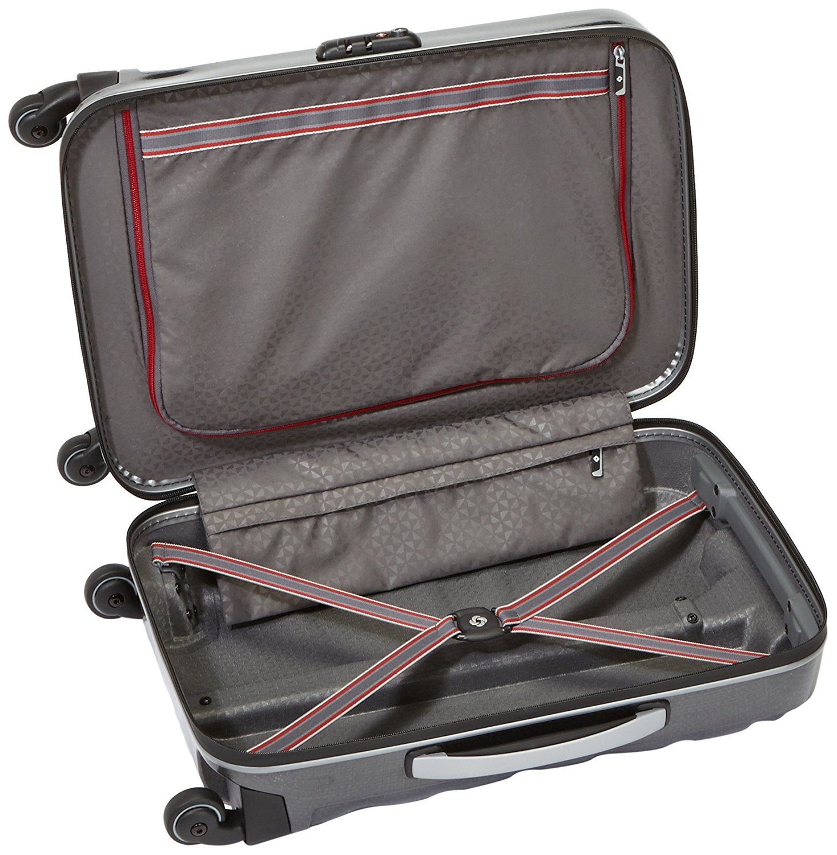 valise cabine rigide samsonic firelite