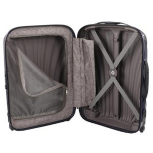 valise cabine rigide Samsonite Lite Locked